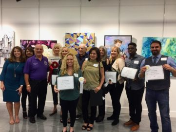 Winner of the 14th Annual Pembroke Pines Contest for Mixed Media