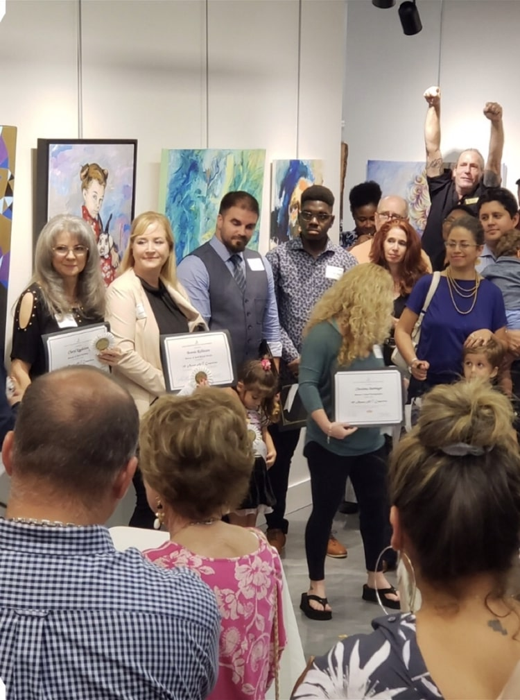 Studio 18 2018 Pembroke Pines Annual Art Competition - 17