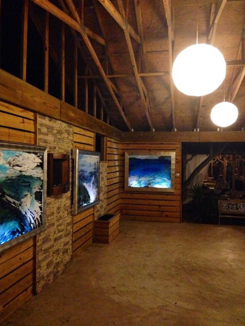 Koi Gardens Barn Exhibit